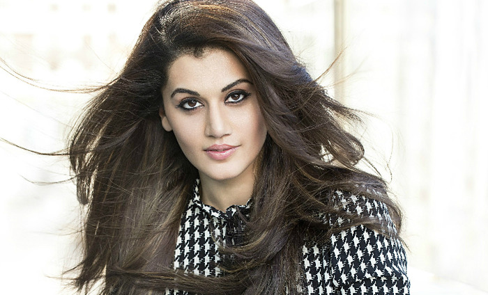 Long Struggle Before I Play Typical B'wood Heroine- Taapsee Pannu