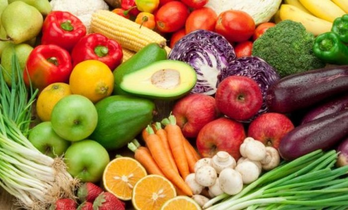 Fruits And Veggies May Be The Key To Happiness