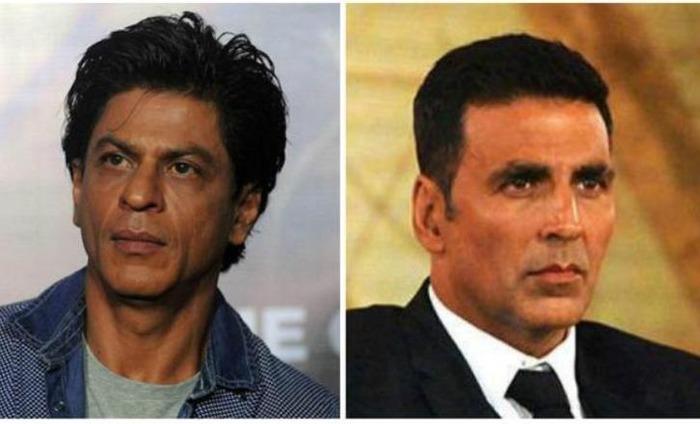 SRK, Akshay In Forbes List Of World's 100 Highest-paid Celebs