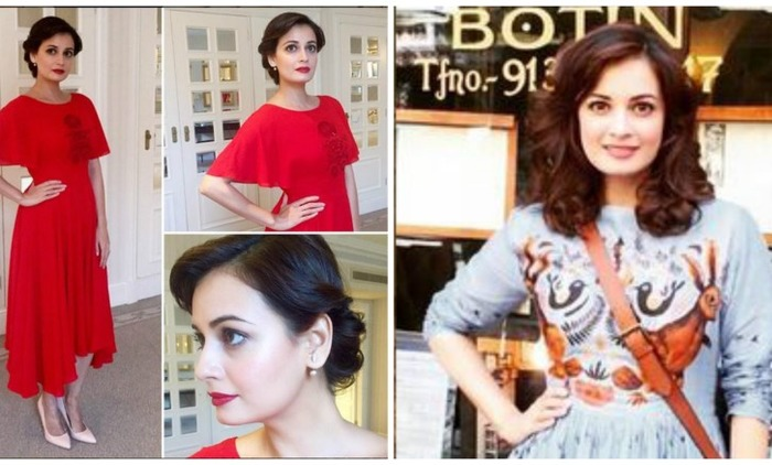 Dia Mirza Looks Forward To Get In Front Of Camera Again