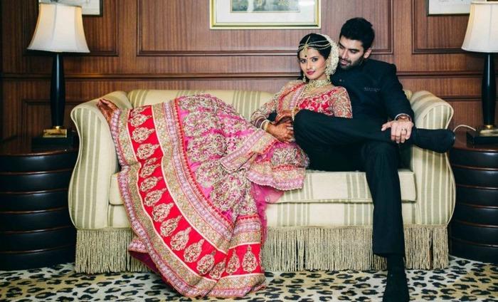 When Kratika Sengar Surprised Unwell Husband Nikitin Dheer On Set