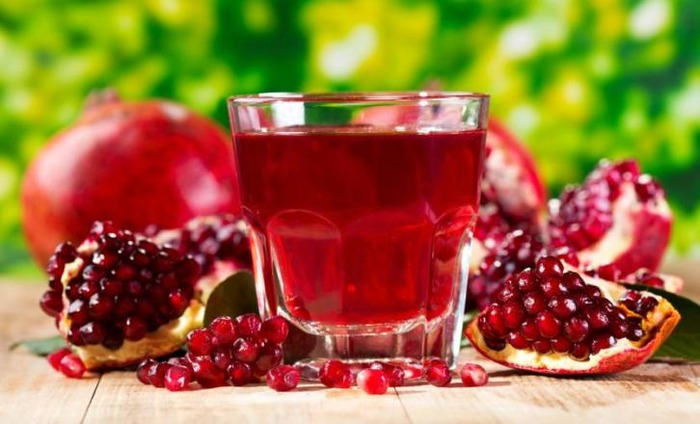 Pomegranate Juice May Help Fight Ageing