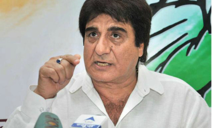 Actor-Turned-Politician Raj Babbar To Head Congress In The U.P. State