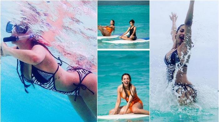 Maldives Diaries: Malaika Arora Khan's Vacation Photos Will Compel You To Plan A Holiday Right Now