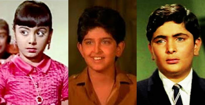 10 Bollywood Stars Who Started Off As Child Artists!