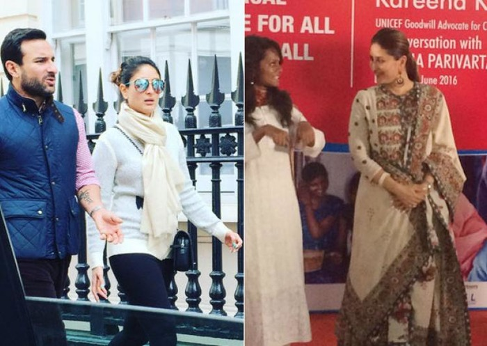 Are Kareena Kapoor Khan And Saif Ali Khan Having A Baby Boy?