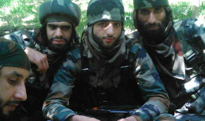 Burhan Wani's Encounter May Have Been The Result Of A Bad Relationship Of His