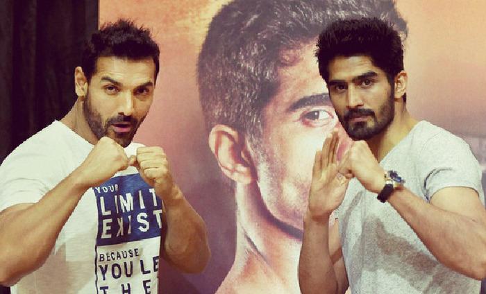 Vijender Singh Will Perform Fantastically, Says John Abraham