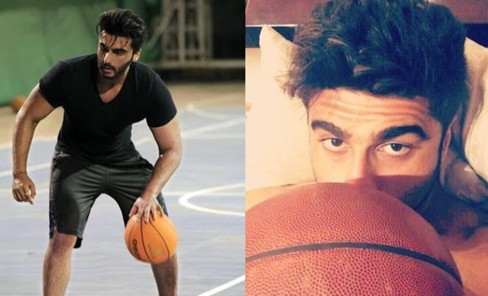 Arjun Kapoor Was Trained By NBA Experts For His Role In Half Girlfriend