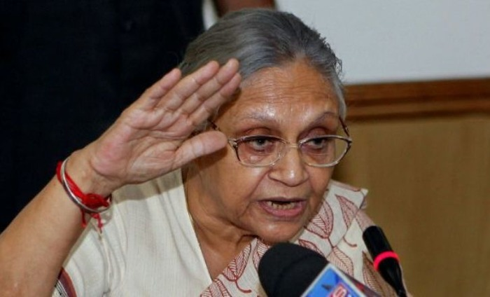 Sheila Dixit Named Congress's CM Candidate For UP Elections