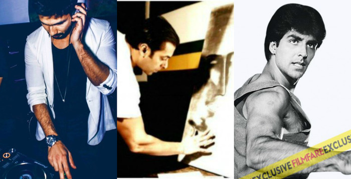 10 Bollywood Actors Who Had Alternate Careers In Mind As Kids
