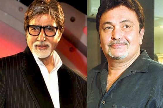 Rishi Kapoor Corrected Big B On Twitter And It Was Too Much Fun