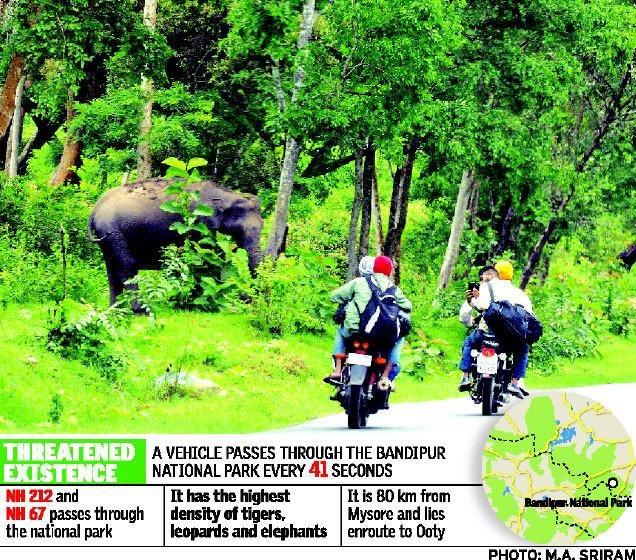 Long Ride Destination For Bikers - Bandipur