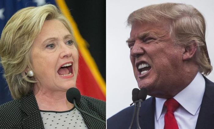 Clinton's Campaign Slams Donald Trump In A New Advertisement