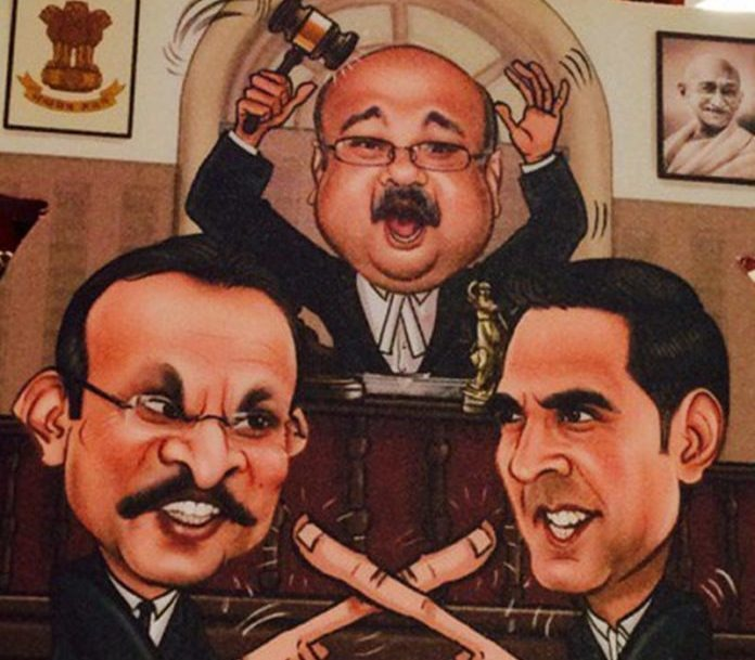 Get Set To Watch Akshay Kumar And Annu Kapoor In Jolly LLB-2