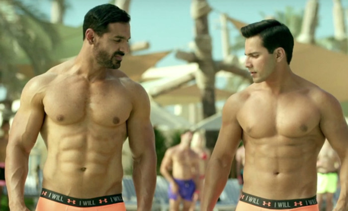 Varun Dhawan Opens Up About His Pairing With John Abraham