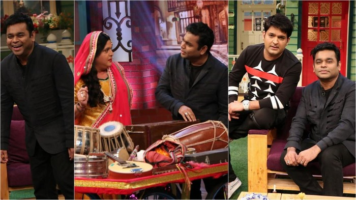 The Kapil Sharma Show: 5 Reasons Why A R Rahman's Episode Was AMAZING!
