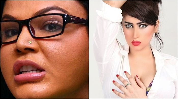 OMG: Rakhi Sawant Alleges Qandeel Baloch Was Raped By Brother