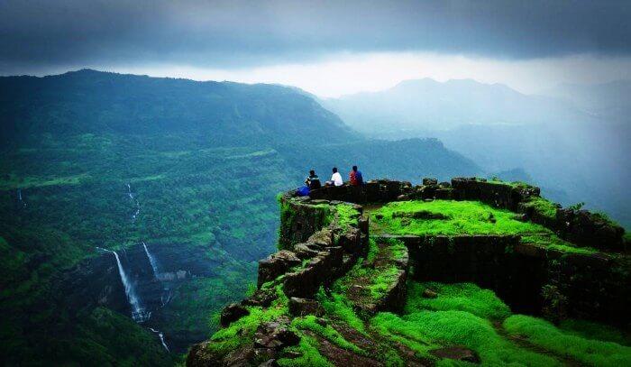 5 Monsoon Trekking Destinations Around Mumbai And Pune