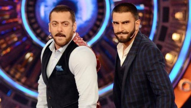 Salman Khan's Anger On Ranveer Singh, Wants To Break A Chair On His Head