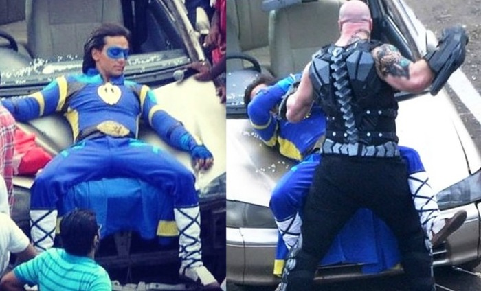After A Flying Jatt, Tiger Shroff And Remo D'Souza Want To Make Avengers