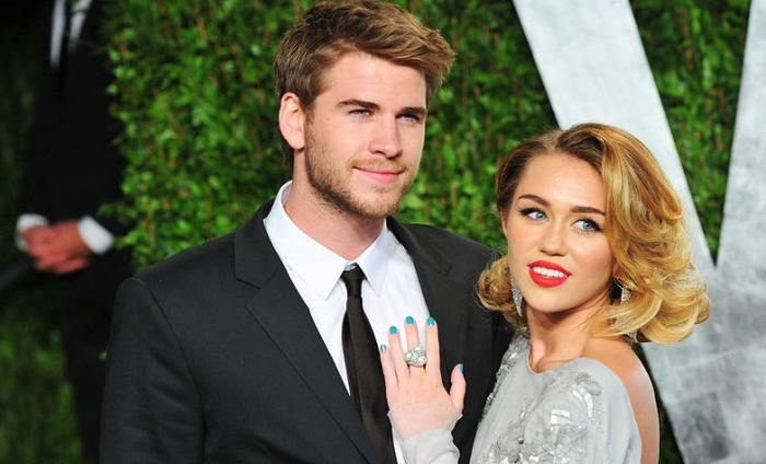 Miley Cyrus Confirms Relationship With Liam Hemsworth