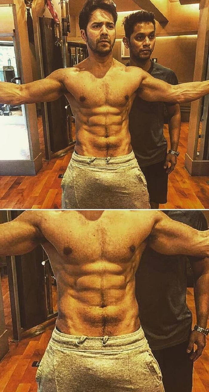 Eye-Sore Alert: When Varun Dhawan Showed His Fans A Bit Too Much Than His Abs