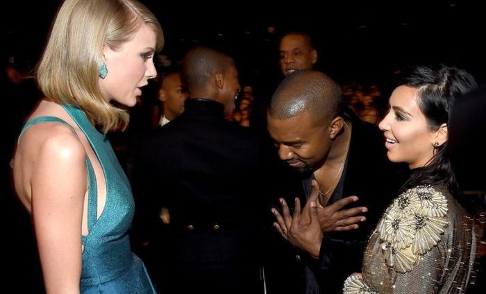 Taylor Swift Slams Kim Kardashian And Kanye West
