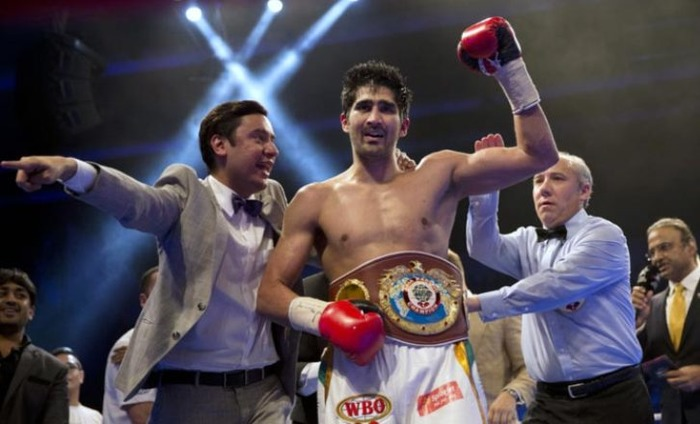 Lee Beard Shares What Led To Vijender Singh's Victory At WBO
