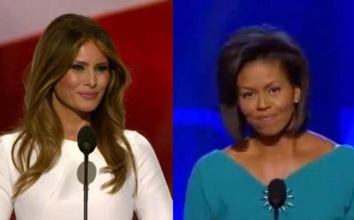 Whoa! Did Melania Trump Plagiarize Michelle Obama's Entire Speech?