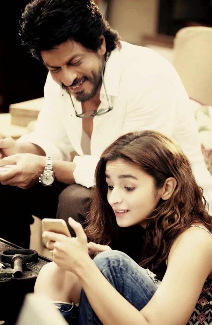 Presenting The First Look Of Dear Zindagi With SRK & Alia Bhatt