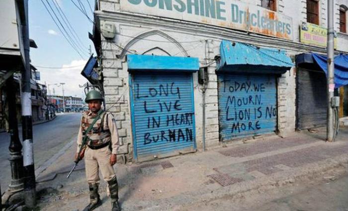 Kashmir Unrest: Curfew, Shutdown In The Valley