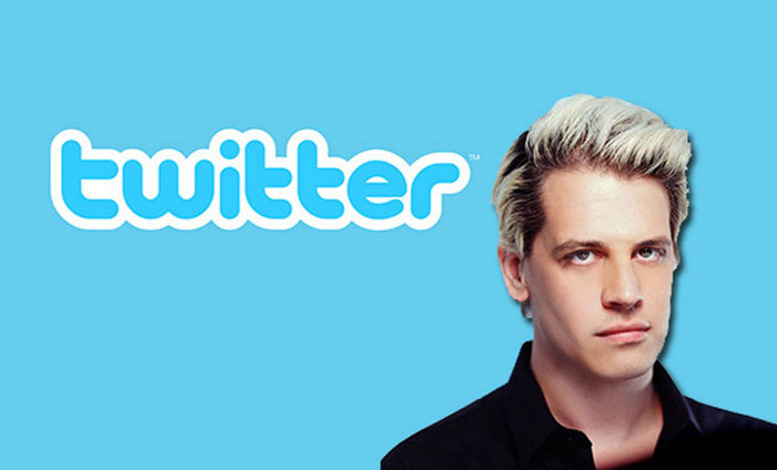 Twitter Bans Milo Yiannopoulos, The Most Abusive User
