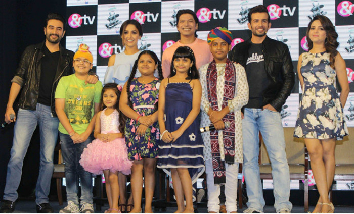 'The Voice' India Kids Launched
