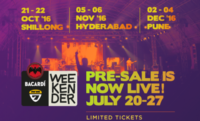 NH7 Weekender To Be Back With Its 7th Edition In October