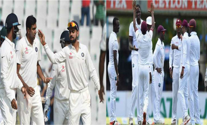Confident India Face Inexperienced Windies In First Test