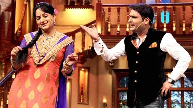 Look Who's Back, Back Again: Bua's Back On The Kapil Sharma Show