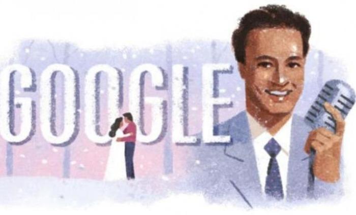 Google Doodle Tribute To Bollywood Singer Mukesh