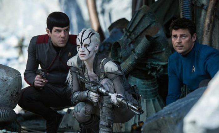 Star Trek Beyond: Movie Review: Repackaged With Technical Finesse