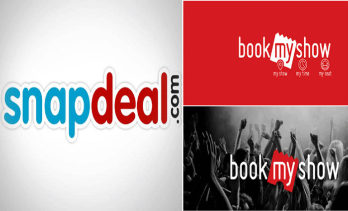 Snapdeal Joins Hand With BookMyShow