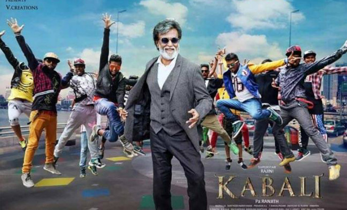 Indian Film Fraternity Electrified With 'Kabali' Fever