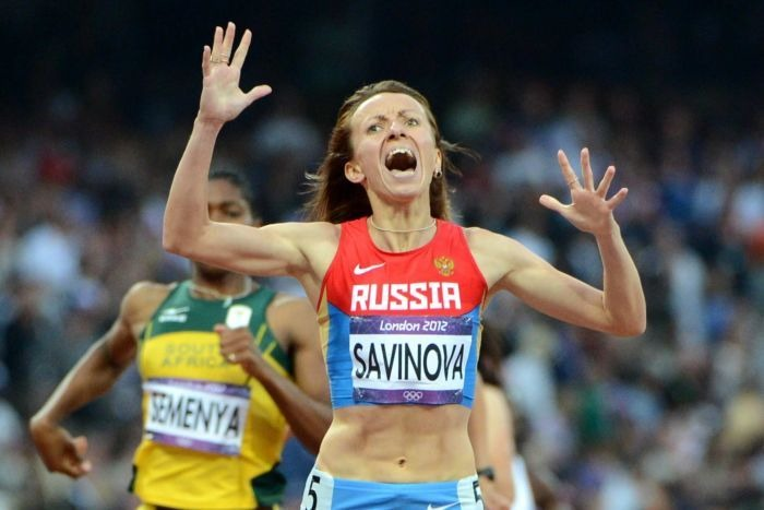 Russian Team To Not Compete In Rio Olympics This Year