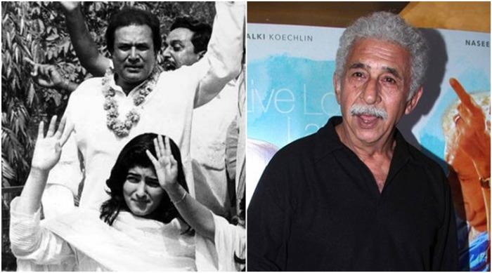 Twinkle Khanna Slams Naseeruddin For Insulting Her Father Rajesh Khanna