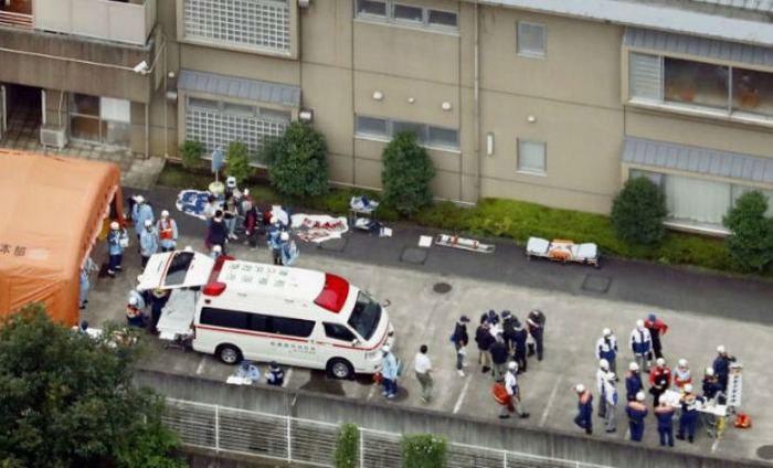 Mass Knife Attack In Japan Man Stabs 19 To Death In Tokyo