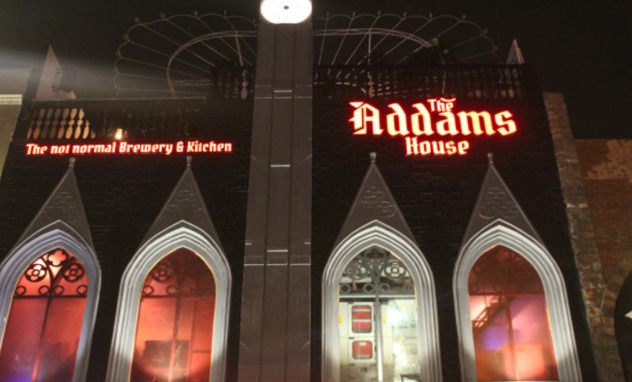 Savour Food With A Spooky Twist At The Addams House
