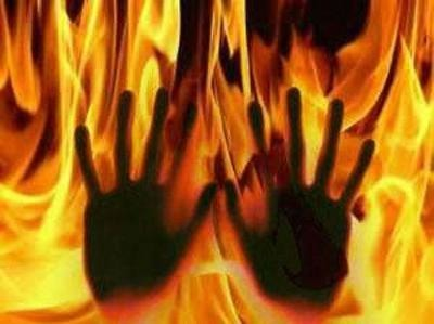 Shocking: Indian Bride Burnt Alive By Her Husband & In-Laws Because Of Her Dark Complexion