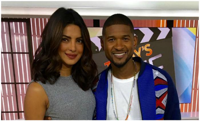 Priyanka Chopra To Join Usher, Hugh Evans On 'Today Show'