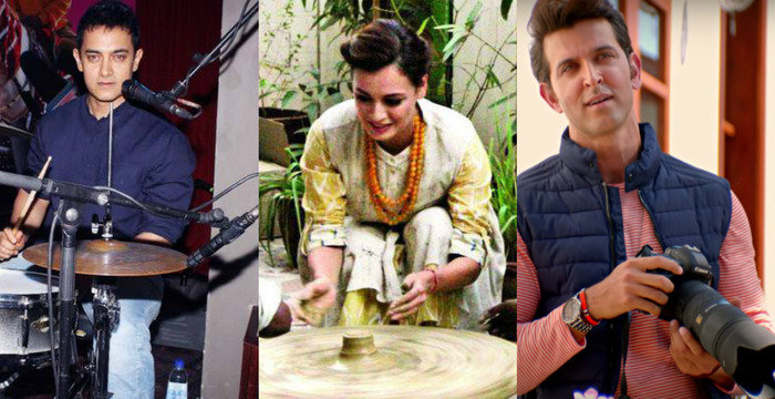 10 Bollywood Celebrities And Their Favourite Hobbies!