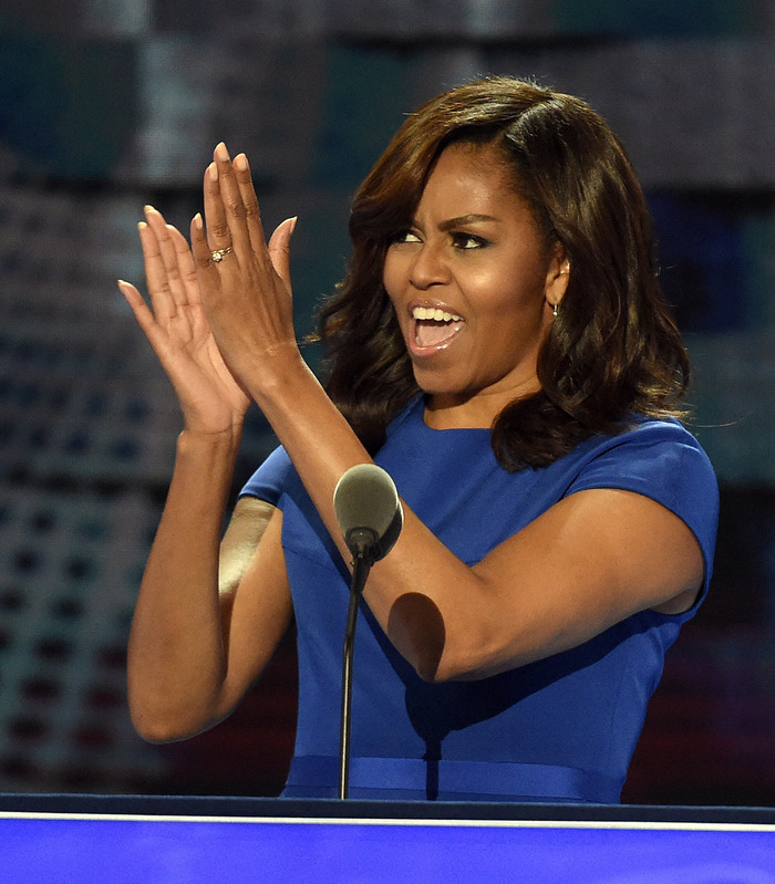Why Isn't Michelle Obama In The Running For President?