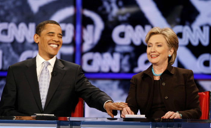 Here's What Barack Obama Thinks About Hillary Clinton